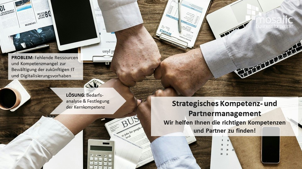 Referenzprojekt Strategisches Partnermanagement