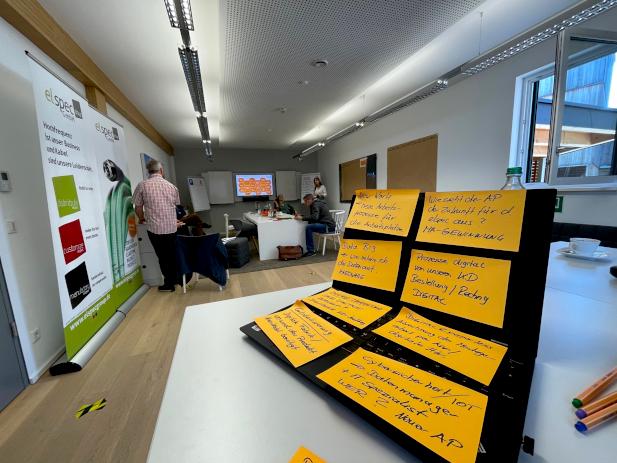 elspec mosaiic Digitalisierungsworkshop